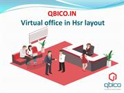 Virtual office in Hsr layout