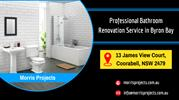 Professional Bathroom Renovation Service in Byron Bay