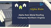 Alpha Rain Metal Roofing System Northern Virginia