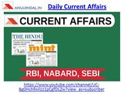 Get Daily Current Affairs by Anuj Jindal