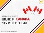 BENEFITS OF Canada PERMANENT RESIDENCY