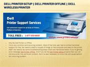 Dell printer setup | Dell printer offline | Dell wireless printer