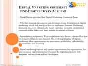 Digital Marketing Courses in Pune-Digital Dnyan Academy