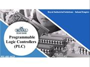 Programmable Logic Controllers (PLC) | Royal Industrial Solutions
