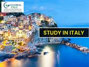 Study in Italy Education Consultants - Global Tree.