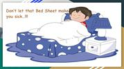 Don't let that Bed Sheet make you sick !!