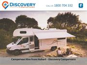 Campervan Hire from Hobart - Discovery Campervans