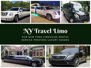 Limousine in NYC - NY Travel Limo