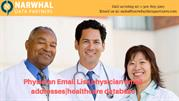 Physician Email List_physician email addresses_healthcare database in