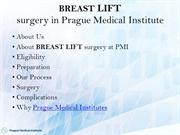 Breast Lift Surgery Abroad   Prague Medical Institute