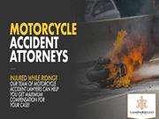 Sportbike accident law firm