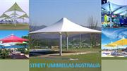 Commercial Umbrellas - Large Cantilever and Modern Umbrellas