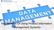 Benefits Of Using Product Information Management Systems