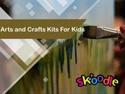 Skoodle Art - arts and crafts kits for kids Real