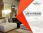 Top Benefits of Using LED A19 Bulbs Instead of Incandescent Bulbs