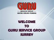 Furnace Installation - Guru Service Group Surrey