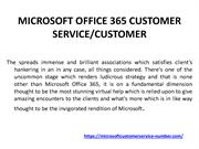 Microsoft Office 2013 customer support number-converted