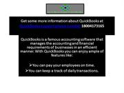 Get some more information about QuickBooks at QuickBooks