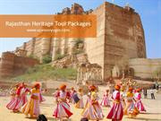 Rajasthan Heritage Tour Packages - Apex Voyages