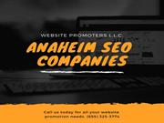 SEO Experts in Anaheim - Websitepromoters