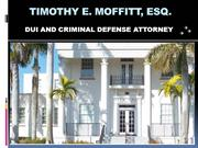 Top Criminal Defense Lawyers | Florida Defense Attorneys