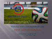 Top Promotional Footballs In Australia - Customised Balls