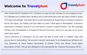 Travel Agent in Ahmedabad, Travel Agency in Ahmedabad | travelplum