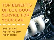 Top benefits of Log Book service for your car