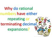 Repeating and Terminating Decimals
