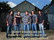 RANDY ROGERS ON COUNTRY CLUB WITH BUCK