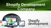Shopify Development Company - Web Crayons
