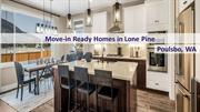 Lone Pine - Quadrant Homes