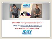 Branded Promotional Clothing Store In Australia - Race Promotions