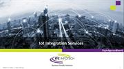 IoT integration services