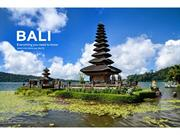 Bali Travel Destination