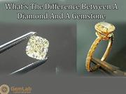 What's The Difference Between A Diamond And A Gemstone