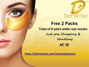 Free Samples, Eye Masks for Free