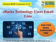 eRacks Technology Users Email Lists