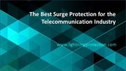 The Best Surge Protection for the Telecommunication Industry