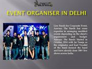 Event Organiser in Delhi | Best Event Organiser in Delhi