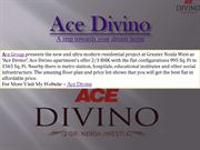 Ace Divino Apartments in Greater Noida West