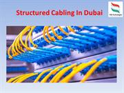 Structured Cabling In Dubai