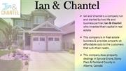 Find the Perfect Home for you with Ian and Chantel