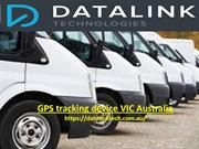 GPS Tracking Device VIC Australia