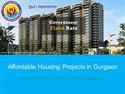 Huda Affordable Housing Projects in Gurgaon