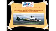 Get Access to Lifesaver Air Ambulance in Delhi