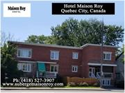 The Best Rental Auberge Quebec City | Hotel Maison Roy