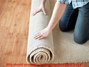 Why should you seek a professional for carpet laying