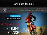 Dirt bikes for kids, Two stroke dirt bike