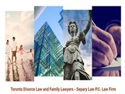 Family Lawyer in Toronto - Separy Law